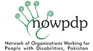 Network of Organizations Working with People with Disabilities, Pakistan (NOWPDP)